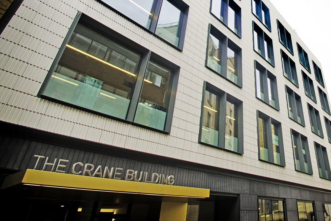 Crane Building 1