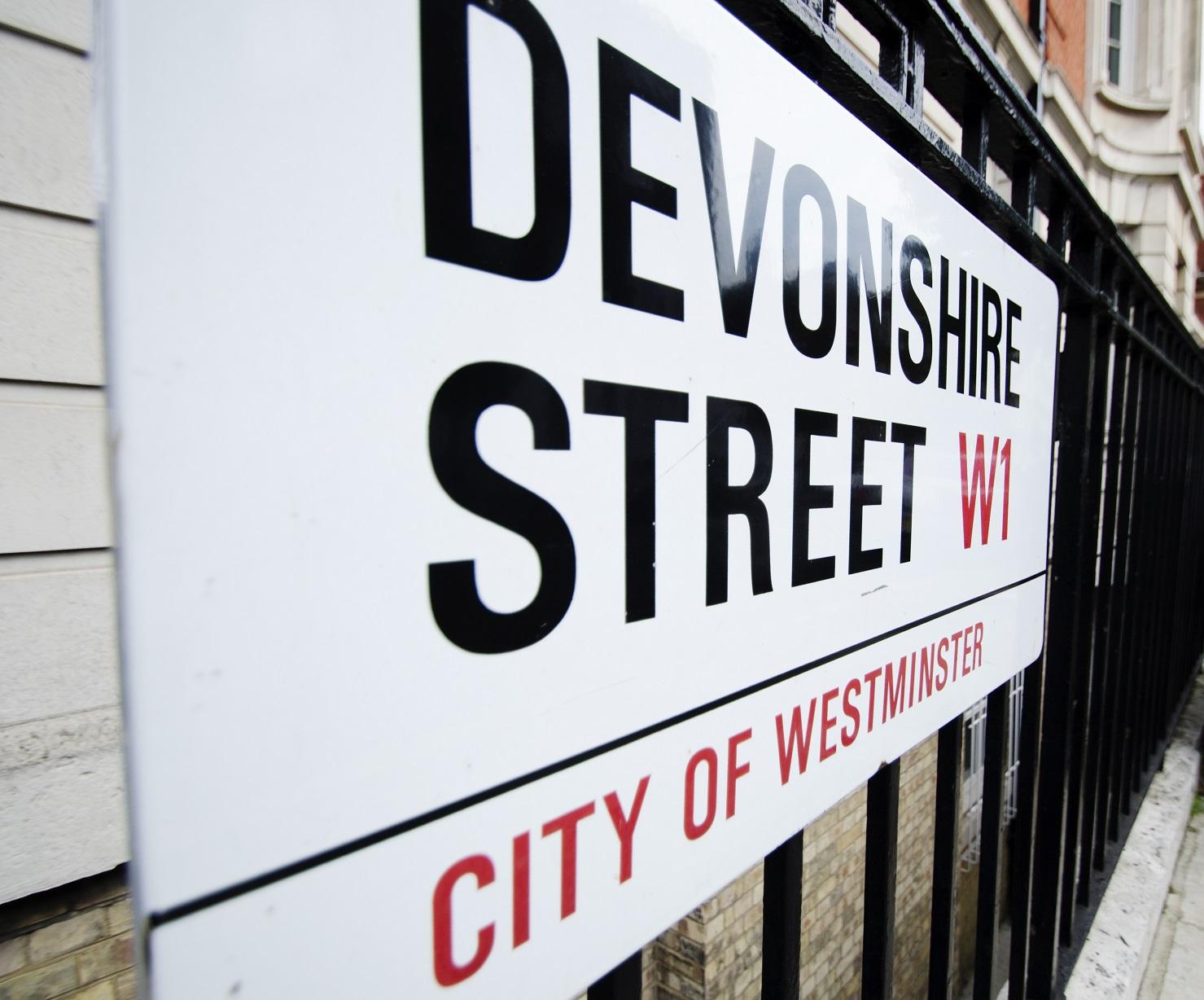 Devonshire St
